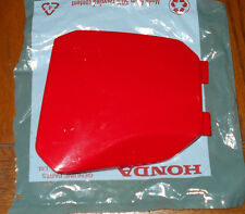 HONDA RANCHER 420, FOREMAN 500 RED OIL CHECK ACCESS DOOR,COVER 83653-HR3-W50ZA