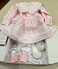 American Girl Nellie Complete Spring Outfit Pink New In Box