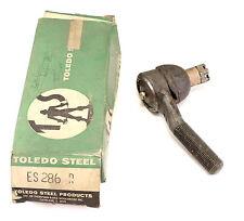 1961 1962 Ford & Mercury ALL Power Steering Tie Rod End ~ ES286