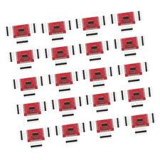 74HC595 Shift Register Module Board Breakout, Pack of 20 NEW