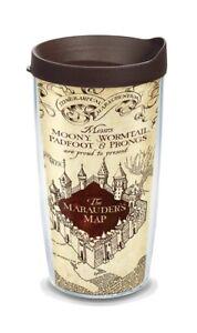 Tervis Harry Potter Maurauders Map 16oz Tumbler w/Lid / NEW