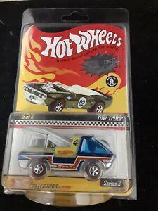 Hot Wheels Neo-Classics Series Tow Truck. Series 3.
