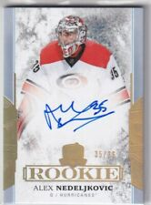 2017-18 Upper Deck The Cup ALEX NEDELJKOVIC Gold Rookie Auto RC 35/36 Red Wings