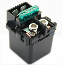 Motorcycle Starter Motors & Relays
