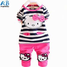 Mädchen Anzug Set 2 Tlg, Hello Kitty, Gr.86-92-98-104