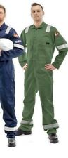 Roots RO18090.ZT Flamebuster Classic Nordic Coverall Green  EU 56 UK 46