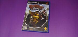 Ratchet & Clank (Sony PlayStation 2, 2002) - European Version
