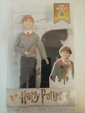 "Harry Potter Wizarding World 10"" Ron Weasley Action Figure Doll Mattel"