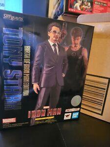 S.H. Figuarts Tony Stark (Birth of Iron Man Edition) Bandai