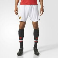 Adidas Men's Soccer Manchester United FC Home Football Shorts BQ3739