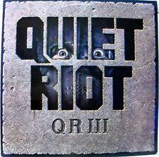 LP-Quiet Riot – QR III -OLANDA 1986-MINT/MINT
