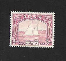 Aden 1937 Dhow 8a MH