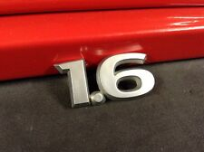 Genuine VAUXHALL 1.6 BADGE Opel Astra H & Sport Hatch & Twintop CDTI Turbo