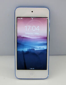 Apple iPod Touch 6th Generation - Blue  - 64GB - Mint Condition
