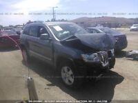 Corner/Park Light Fog-driving Bumper Mounted Fits 10-17 JOURNEY 2309105