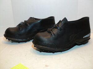 NEW La Crosse 2 buckle waterproof rubber traction  boots size 10M