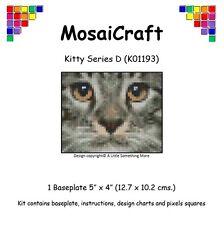 Kit De Arte Mosaico mosaicraft píxel Craft 'Kitty Serie D' pixelhobby