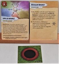 Wizkids D&D Attack Wing Tyranny of Dragons Wings of Tiamat / Wings of Bahamut