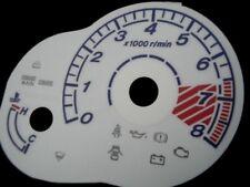 Mazda 6 GG / GY Plasma Tachoscheiben in Weiss Benziner 2002-2008