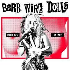 Barb Wire Dolls - Rub My Mind - New CD Album