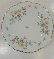 Vintage Edelstein Bavaria Queen's Rose Dinner Plate 7pcs.