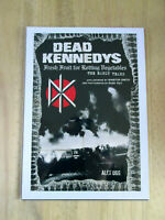 DEAD KENNEDYS : FRESH FRUIT : A4 GLOSSY REPRODUCTION POSTER