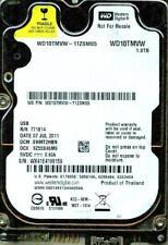 WD10TMVW-11ZSMS5,  DCM: EHMT2HBN  WESTERN DIGITAL 1TB, USB 3.0