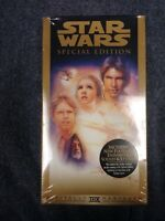 Star Wars Special Edition VHS New & Sealed 1997
