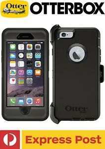 iPhone 6+/ 6s+ (Plus) OtterBox Defender Series Shockproof Rugged Protection Case