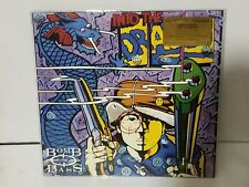 NEW BOMB THE BASS INTO THE DRAGON LP 30TH ANNIVERSARY 180 GRAM BLUE VINYL