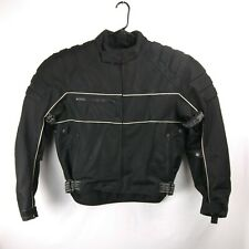 RideNow Powersports Motorcycle Jacket Removable Armor Black Men's Size XL