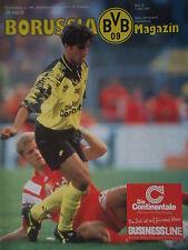 Programm 1993/94 Borussia Dortmund - FC Nürnberg