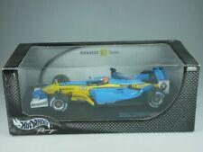 Hotwheels 1/18 f1 renault Team r23 fernando alonso # 8 2003 c1546 + Box 113562