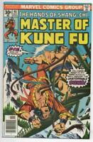 MASTER OF KUNG FU #46, VF/NM, Martial Arts, Marvel Sumo 1974 1976