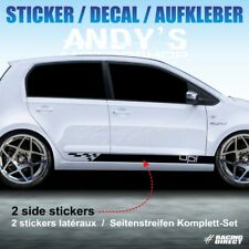 995 sticker STREET SPORT VOLKSWAGEN UP aufkleber decal adesivi pegatina stripe
