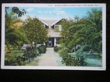 Unposted Printed Collectable USA Postcards Florida