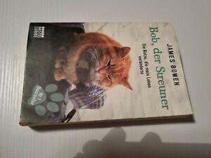 Buch Bob Der Streuner
