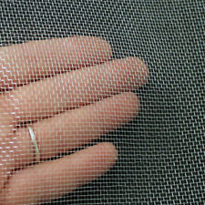 INSECT NETTING NET Fine Woven Mesh Anti Butterfly Fly Beetle Bug Spider 2m x 5m