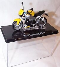 Atlas motor bike Buell Lightning XB-9S 1-24 Scale New in Case