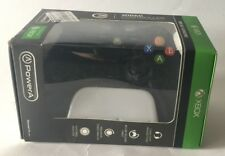 PowerA Pro‑Ex Wired Controller with Mic Port for Xbox 360 and Windows, Black