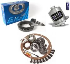 "GM 8.875"" Chevy 12 Bolt CAR 3.42 Ring and Pinion Powergrip Posi Elite Gear Pkg"