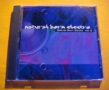 Nova Zembla - NZ 106 CD - Natural Born Electro 9 - Compilation - Techno, Industr