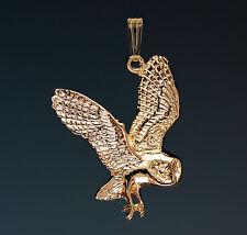 Pendentif  CHOUETTE  -  Pendant OWL