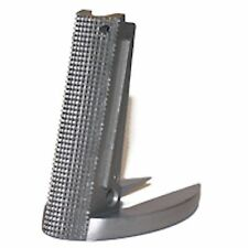 SMITH & ALEXANDER 1911  MAG WELL CLIP GUIDE  FLAT CHECKERED STAINLESS PART# GMFS