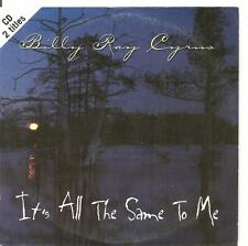 BILLY RAY CYRUS It's All The Same To Me - She's Not Crying Anymore CARDslv CD SI
