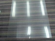 Acrylic Glazing Styrene 48 x 36inch 2mm pack of 10