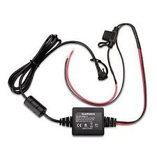 Garmin Motocicleta Soporte De Montaje Soporte Cable de alimentación │ para zumo 590LM /& 595LM │ Negro