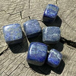 Lapis Lazuli Tumble Large 16-32x16-25mm