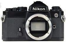 NIKON FE - New Seals - Black -