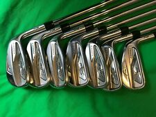 TITLEIST AP2 718 FORGED IRON SET 4-PW project 6.5 precision - Good Condition